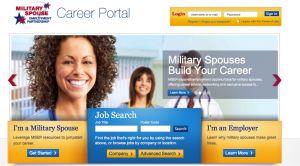 Military spouse job board - Military Spouse Employment Partnership