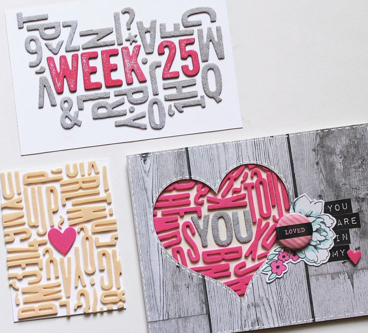 Super cute idea for using up leftover letter stickers by Carson at @studio_calico
