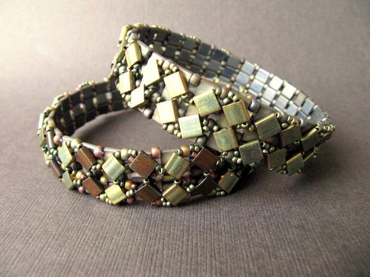 Tila Bracelet Tutorial Fun With Tila 1 2 Tila And Brick