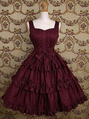 this is really pretty for a dance maybe