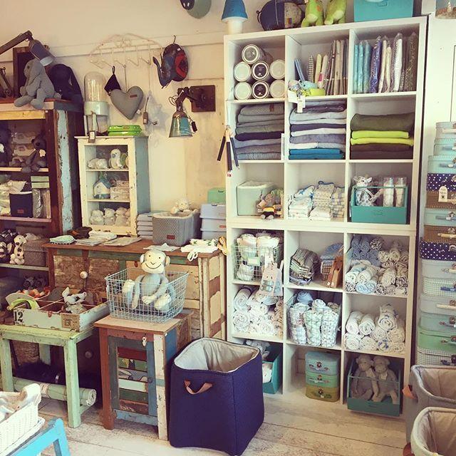 Lekker fris kleurtje voor de babykamer. #babykamer #inspiratie #kijkjeindekinderwinkel #kinderkamer #winkelen #funkybox #viacannellacuijk #lodger
