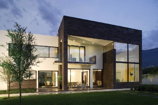 Modern property with beautiful design in Mexico by GLR Arquitectos