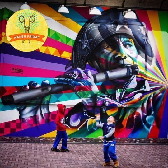 These 8 Street Artists Rule Instagram (Not Just Banksy) – Art