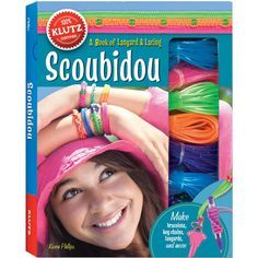 Klutz Scoubidou Book Kit