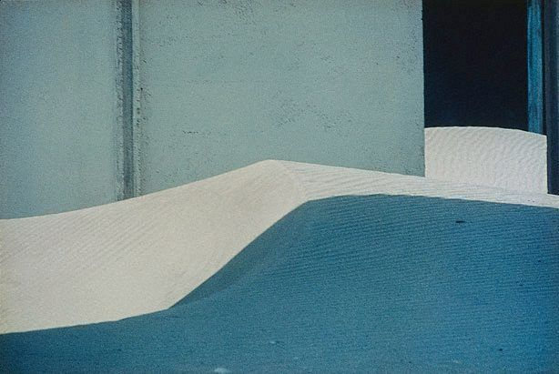 Franco Fontana / Paesaggio Urbano (Lido delle Nazioni [Ferrare]) / 1973 / dye transfer photograph