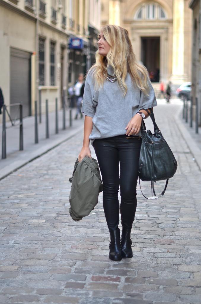 Blog Mode Lyon - Paris Grenoble : Motardes d'automne