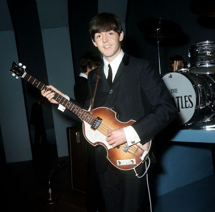 Beatle Paul McCartney circa 1963/64