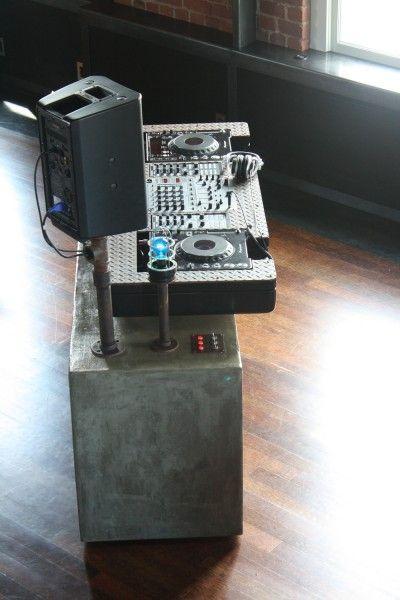 Cool Shoddy Lynn Console by Trevor O uNeil