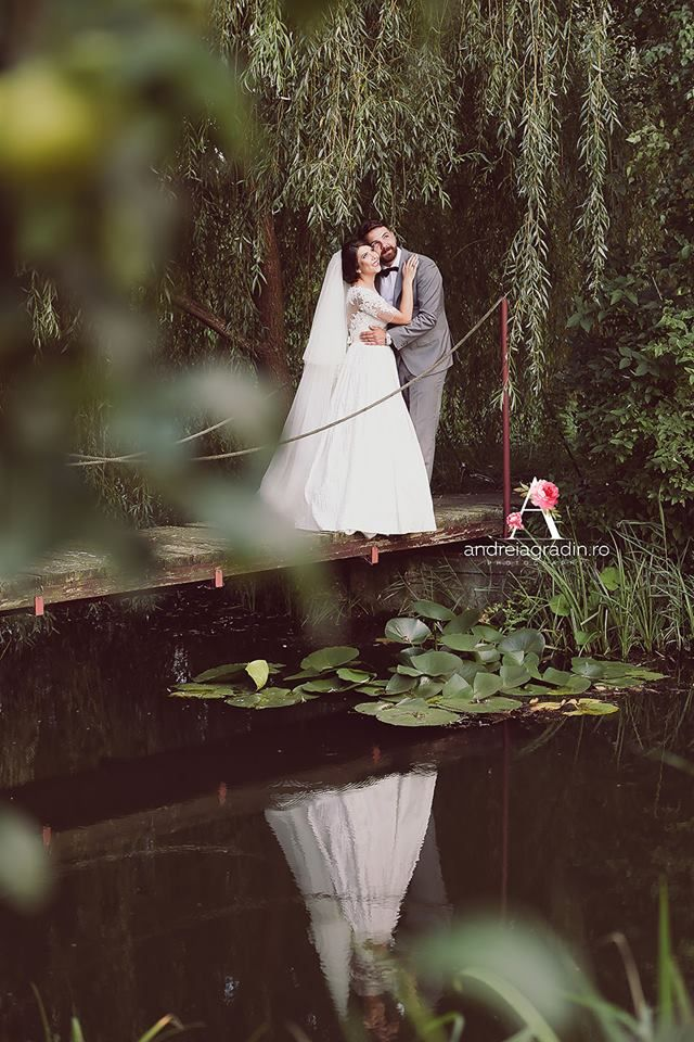 Sedinta foto Ika & Dan {Love the dress} fotograf profesionist Andreia Gradin