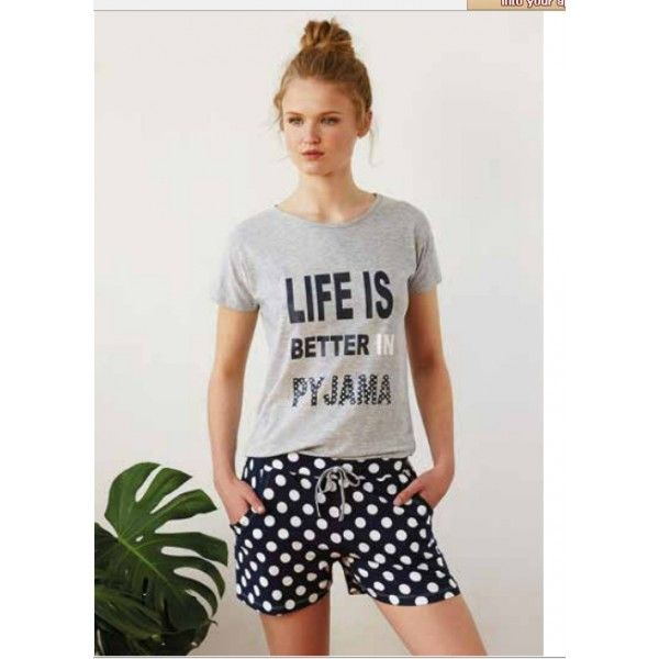 Pijama verano Promise - RopaInterioryCalcetines
