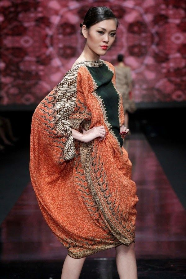 batik modern