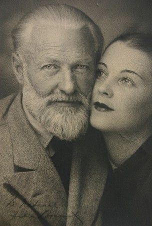 Kees Van Dongen and lady (Cornelis Theodorus Maria 'Kees' van Dongen) (26 January 1877 – 28 May 1968) was a Dutch-French painter and one of the Fauves at the controversial 1905 Salon d'Automne exhibition. He gained a reputation for his sensuous, at times garish, portraits.