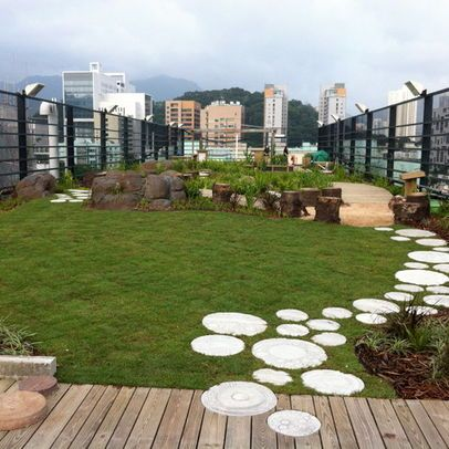 Rooftop Garden Design rooftop garden on our housemp4 youtube Rooftop Garden Design Pictures Remodel Decor And Ideas