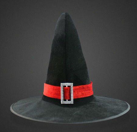 仮装コスチュームハロウィーン帽子パーティーハット装飾されたハロウィーン魔女の帽子仕入れ、問屋、メーカー・生産工場・卸売会社一覧