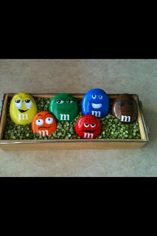 Pinterest M Amp M Painted Rocks Pin It 1 Like Image