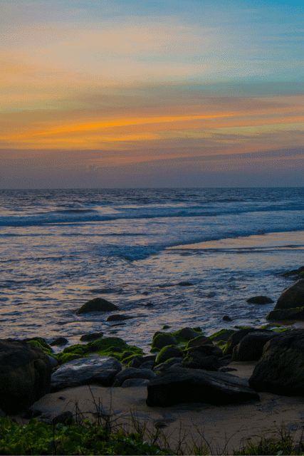 Kovalam, India - beach