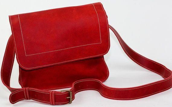 Women's handmade small vintage style geniun by FerchisFashion, $64.00