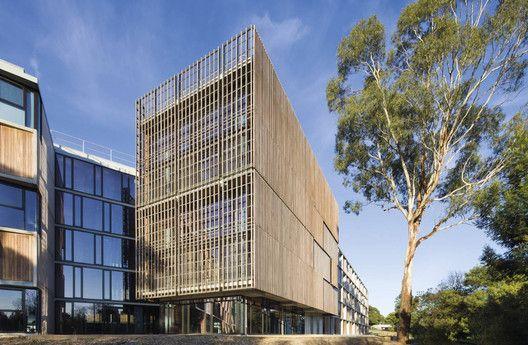 Monash University Student Housing,Courtesy of  bvn architecture
