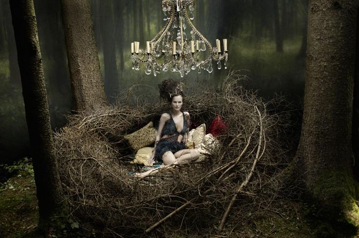 Eugenio Recuenco fashion photography