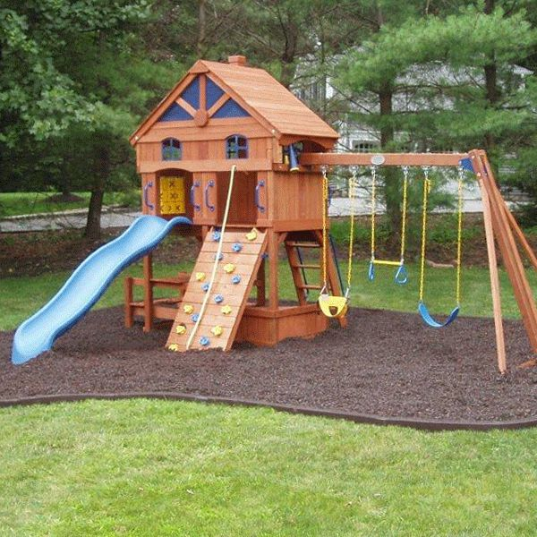 Swingset Question Looks And Safety