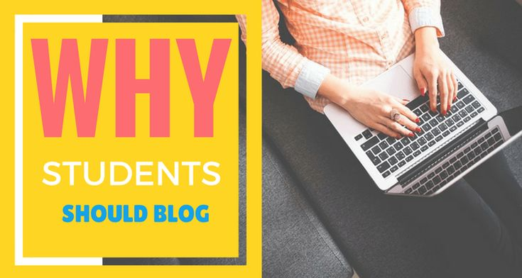 Blogging can be a great way to help students develop their writing skills while at the same time helping online communities get the information that they need.
