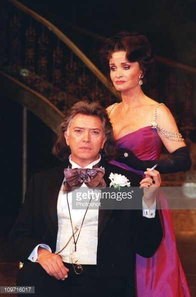British Actress, In a scene from the play 'An Ideal Husband', at the Theatre Royal, Haymarket, London.