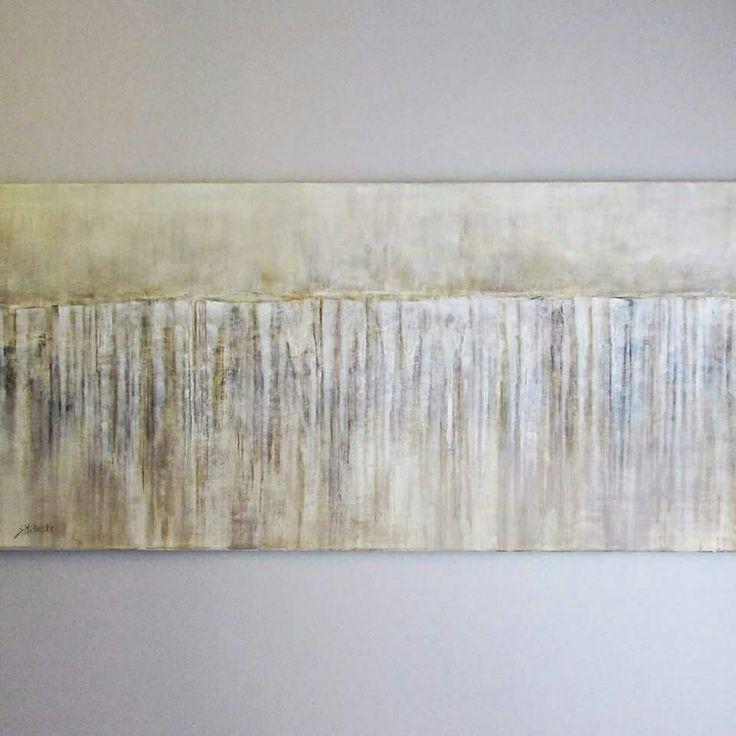 Panoramiczne obrazy abstrakcyjne Sylwia Michalska
