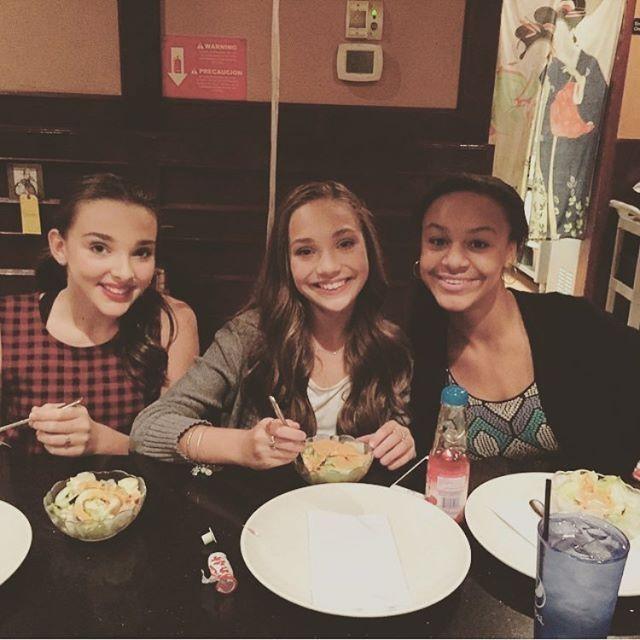 Maddie Ziegler Refused To Invite Chloe Lukasiak To Her Birthday ...