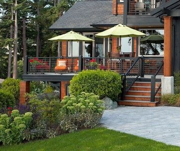 FRONT DECK Design Ideas, Pictures, Remodel and Decor