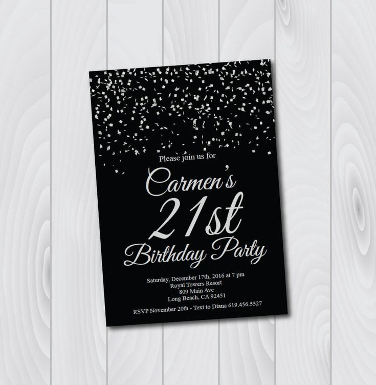 25 Best Ideas About Facebook Birthday Cards On Pinterest: 25+ Best Ideas About 21st Birthday Cards On Pinterest