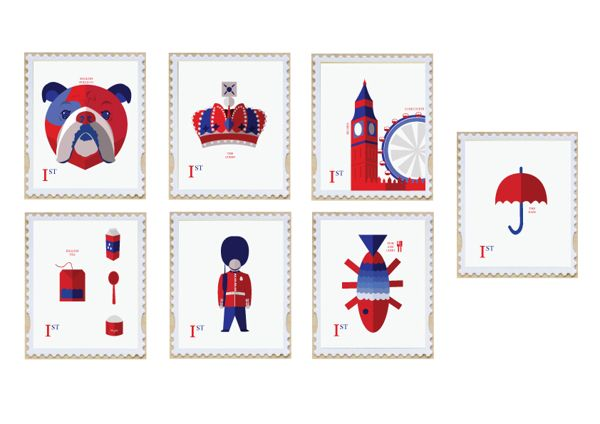 STAMPS UK on Behance
