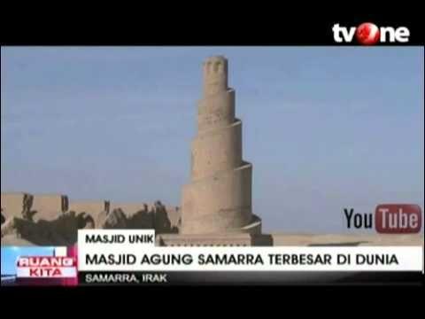 Masjid Agung Samarra, Masjid Terbesar di Dunia