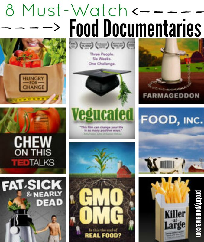 8 Must-Watch Food Documentaries on Netflix! I am officially ADDICTED to food documentaries!!