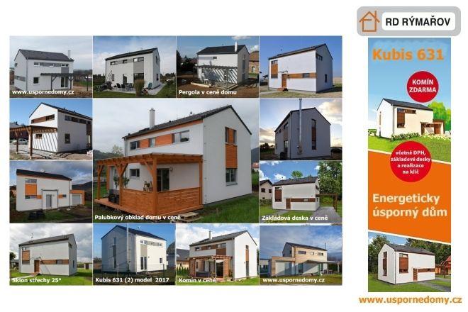 moderní dům, pro mladé, Kubis, bydlení, dřevostavba, nízké náklady na vytápění, www.uspornedomy.cz,