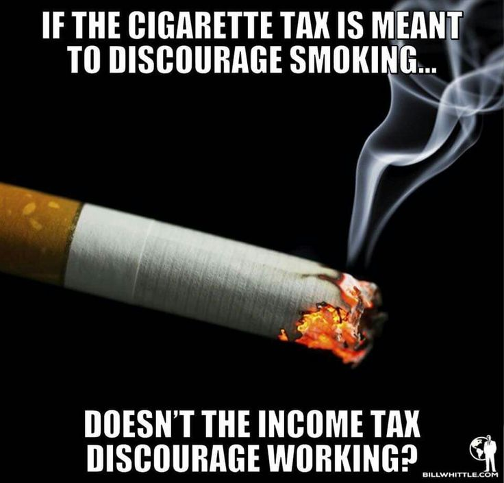 Consumption tax is the way to go.