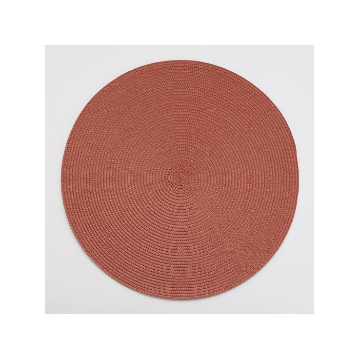 Food Network™ 15-in. Round Placemat, Pink