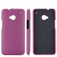 Forro HTC ONE - Carbon Rosa  Bs.F. 67,20