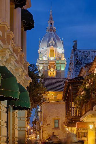 Cartagena Cathedral, Columbia HDRI