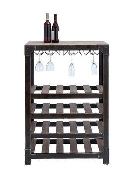 Floor Wine Rack from Best of 2015: Furniture on Gilt