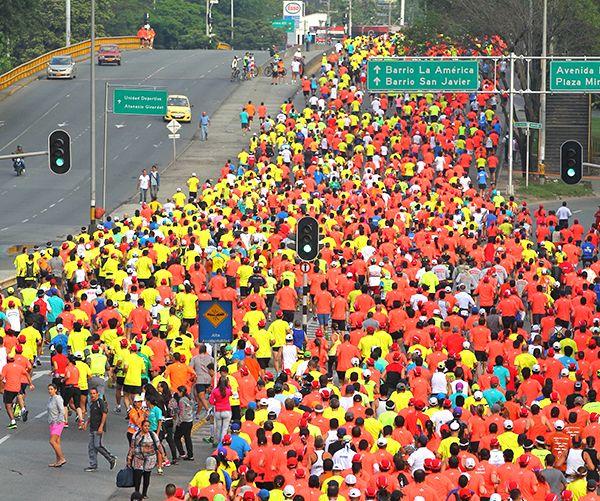 Maraton Feria de las Flores