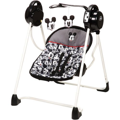 Disney Sway 'n Play Swing, Classic Mickey    They would come out with this after  I bought my stuff! :(