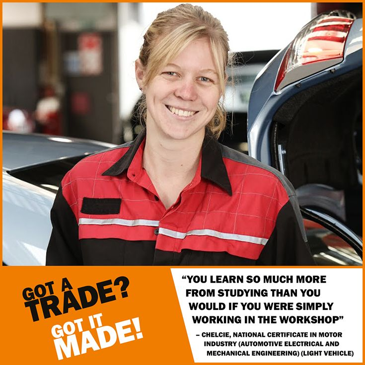 An #apprenticeship is HANDS ON #LEARNING. Find yourself a #trade at http://gotatrade.co.nz/find-a-trade/ #GotATrade #GotItMade