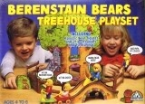 Do you remember the Berenstain Bears Treehouse Playset??  Did you have one???