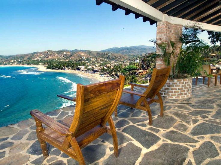 Sayulita's landmark beachfront resort! Villa Amor is an eclectic collection of 44 oceanfront villas to rent (and some to own) in Sayulita, Mexico.