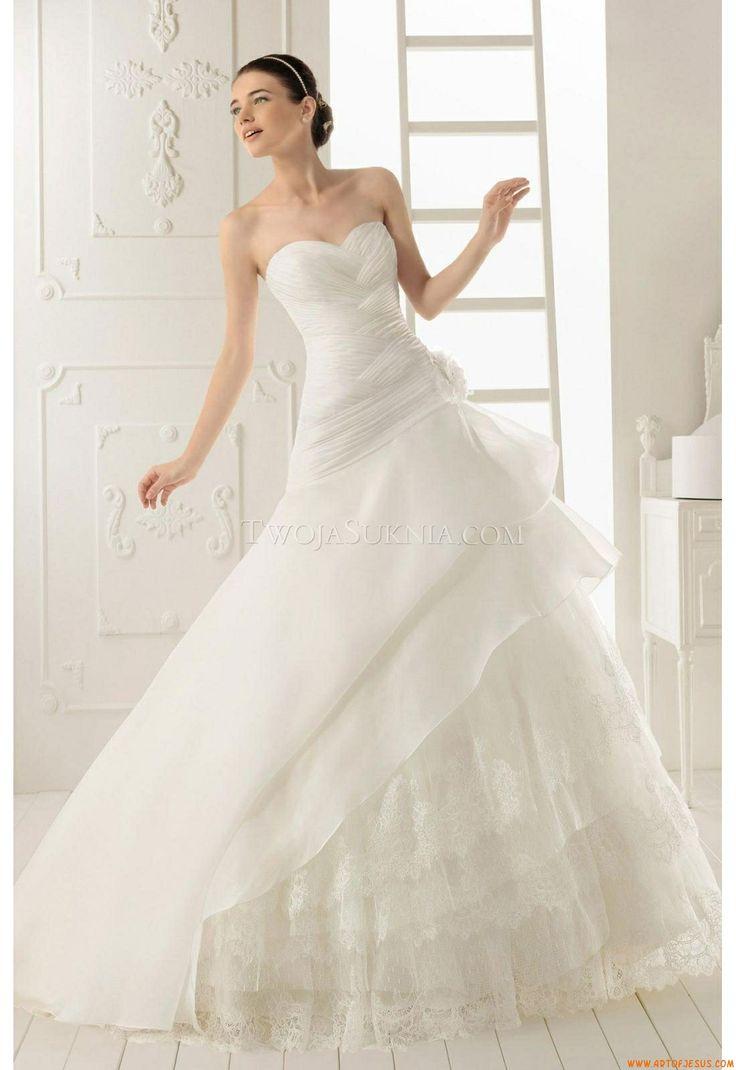 342 best Aire Barcelona Wedding Dresses images on Pinterest ...