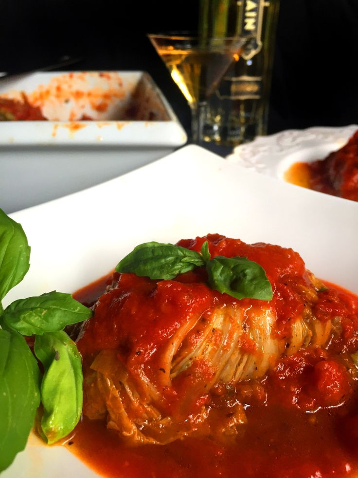 Love asian cabbage rolls need
