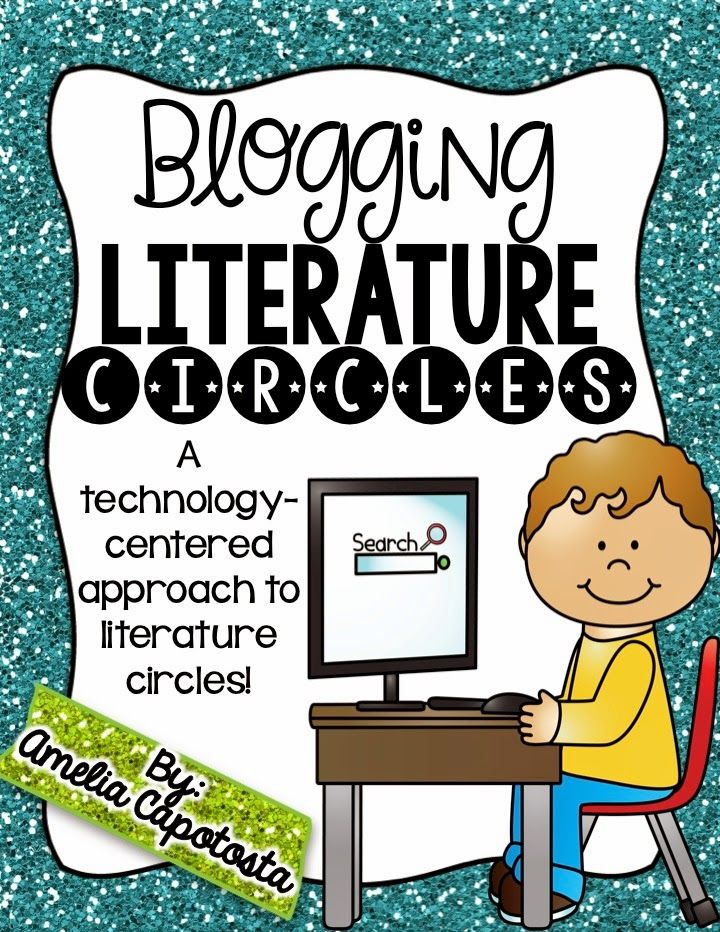 Student Blog Literature Circles-Pin it to Win It!