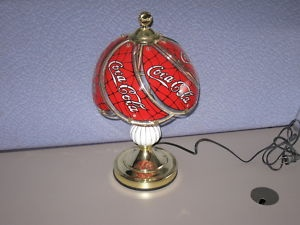 196 Best Images About Coca Cola Lamps On Pinterest Glass