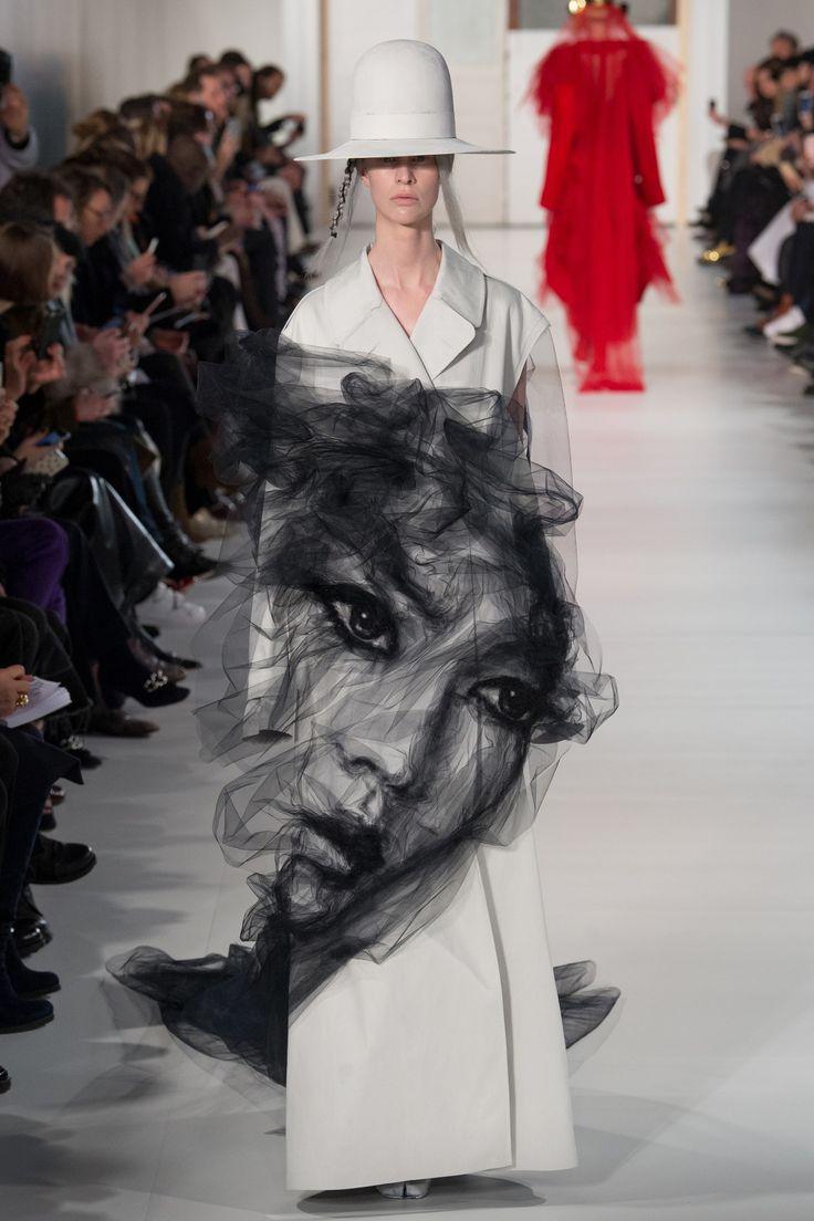 Défilé Maison Margiela Haute couture printemps-été 2017 24