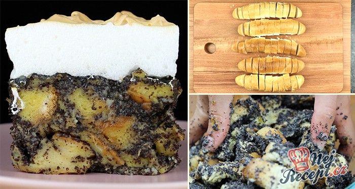 Jednoduchá a hlavně velmi rychlá varianta sladkého hlavního jídla. Kombinace máku a vanilkového pudinku je velmi zajímavá a stojí za vyzkoušení.